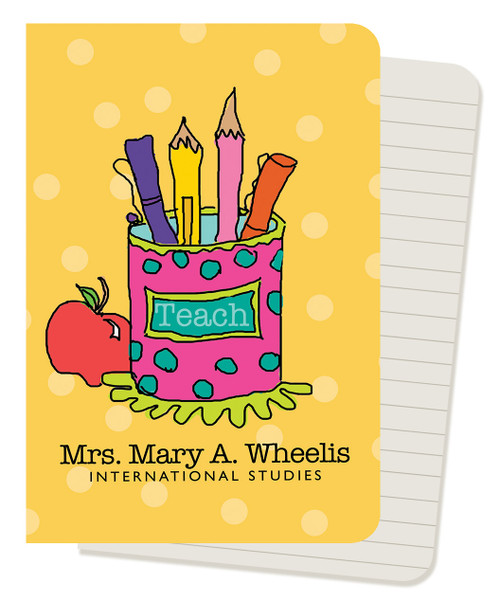 Mini Journals - Teach