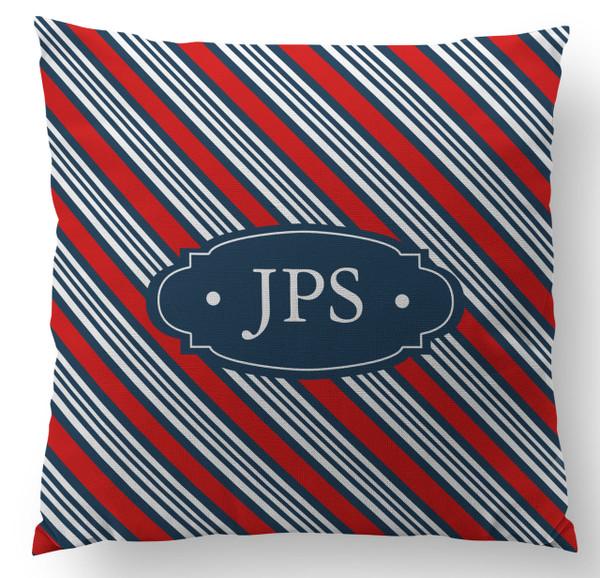 Pillow- American Tie
