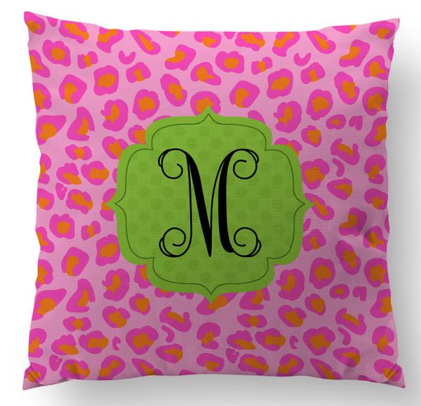 Pillow-McKenzee Leopard