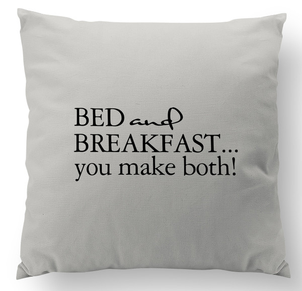 Pillow- Bed and Breakfast