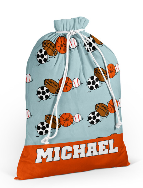 Laundry Bag- Sports Fan