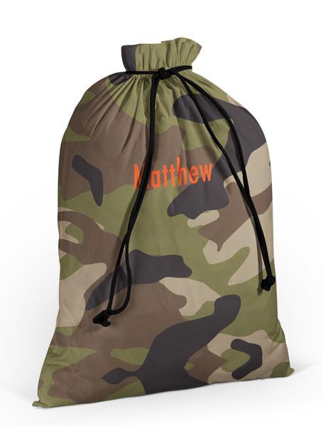 Laundry Bag- Camo