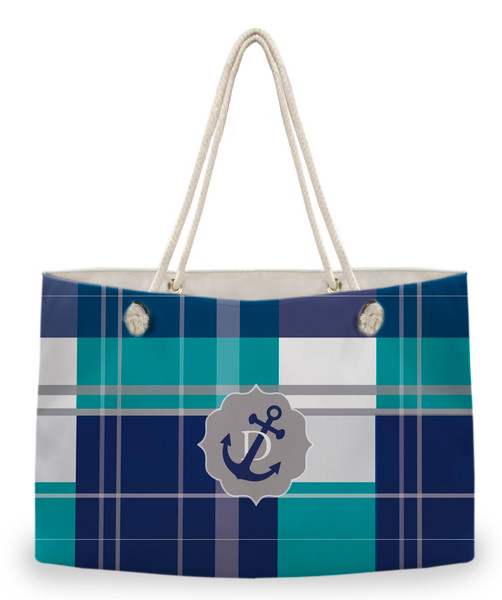 Weekender Tote - Anchors Away