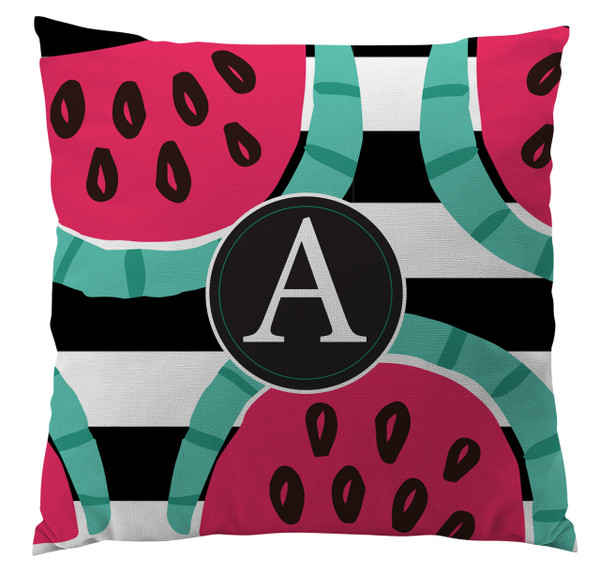 Pillows - Watermelon Stripes