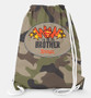 Drawstring Backpack-Big Brother
