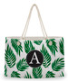 Weekender Tote - Graphic Palm