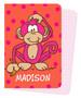 Mini Journals - Hot Pink Monkey
