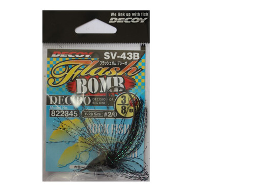 Decoy Flash Bomb Black #822845 10g #2/0