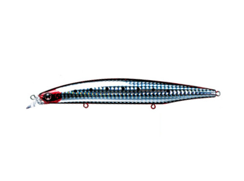 Daiwa Shoreline Shiner 140F 3D Burning Sardine Z