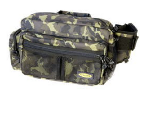 Deps Camo Hip Bag