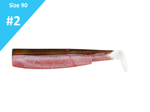 Fiiish Black Minnow 90 Red BM025