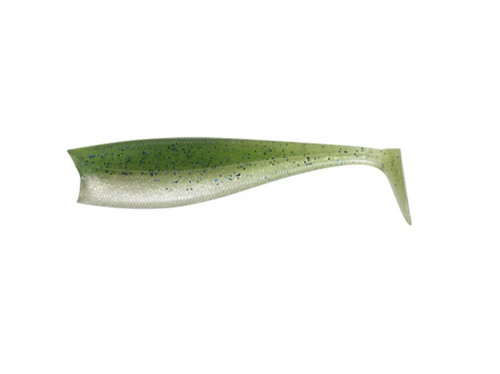 Nitro Shad Body 90 Green Sprat