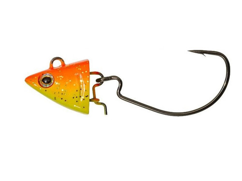 Nitro Sprat Shad Jig Head 90 14g Atomic Kitten