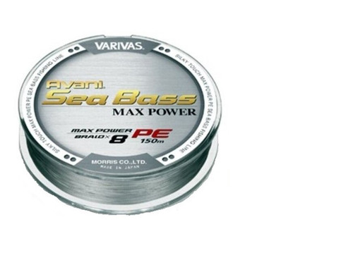 Varivas Sea Bass Max Power 18LB 1.0PE