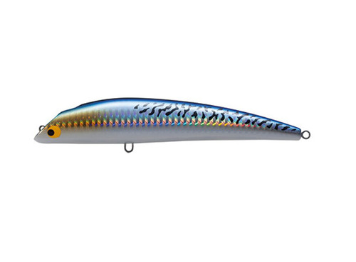 Tackle House Blue Ocean Lipless Minnow 115 21g Blue Mackerel
