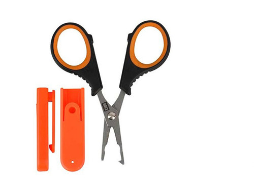 Savage Gear Braid Cutter Splitring Serrated Scissors
