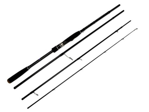 HTO Nebula Travel Rod 8'10FT 7-35g