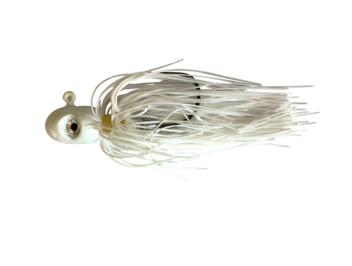 JoeBaggs Bucktail 21g White