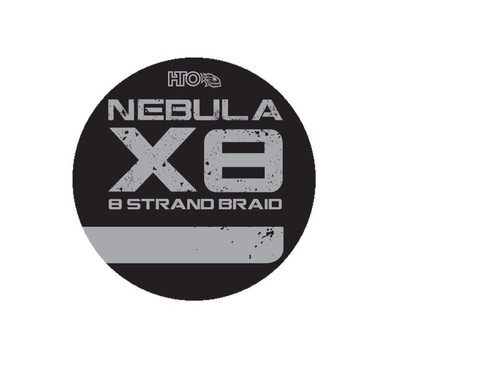 HTO Nebula Braid X8 150m PE0.8 16lb Orange