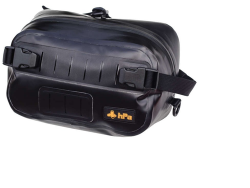 HPA Infladry 5 Waterproof Waistpack - Full Black