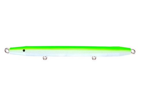 Spofford's Needlefish 17g White Green