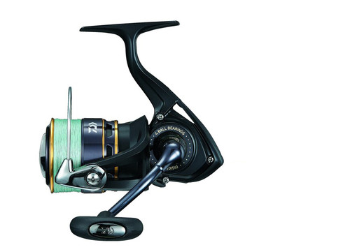 Daiwa Regal 3000H + 1.5PE Braid