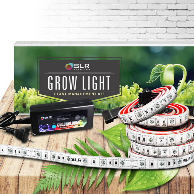 ColorBloom PLUS 300 Multi-Color LED Tape Light Kit