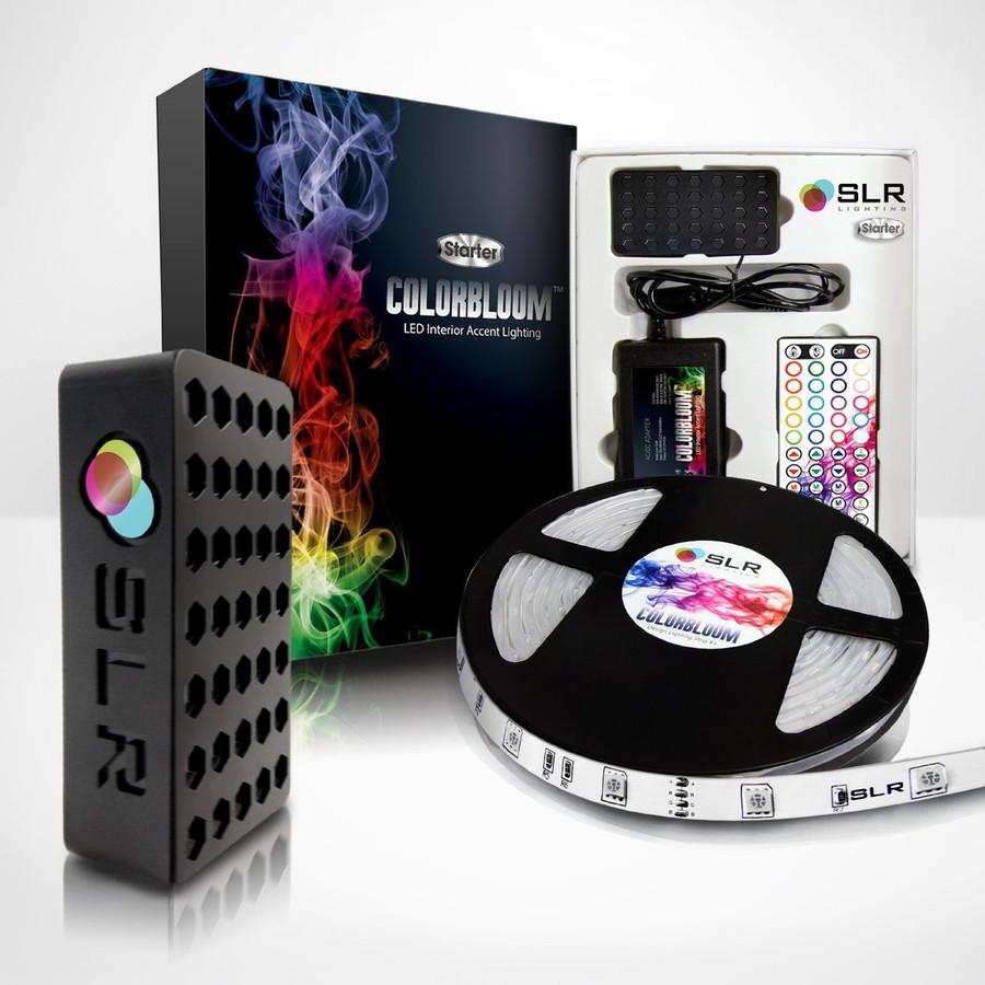 LED Tape Light Starter Kit.