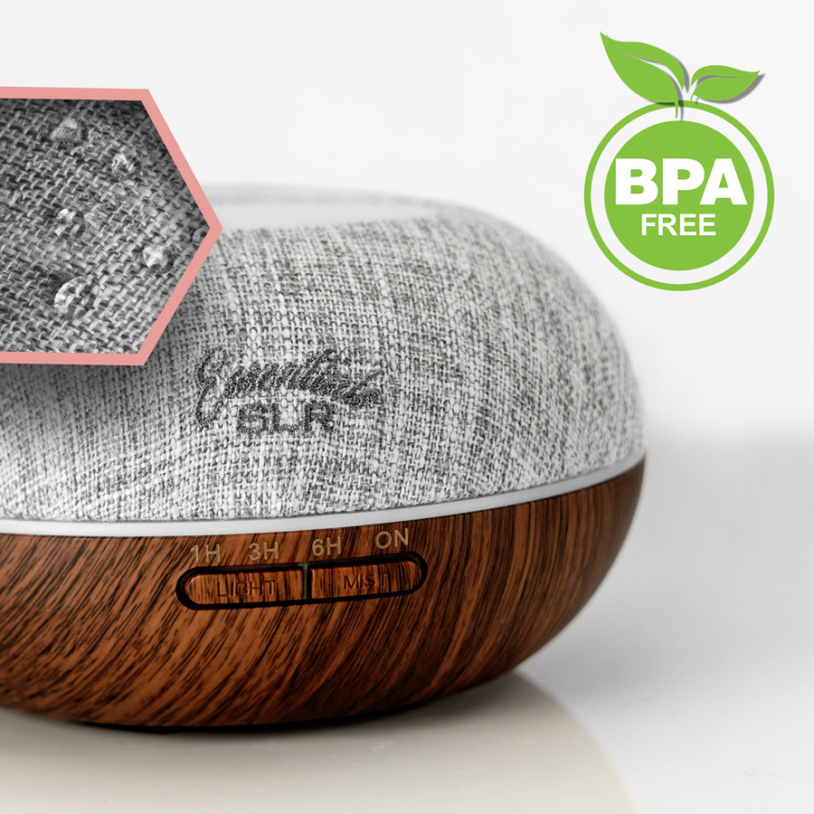 SLR Woven Loom Essential Oil Diffuser in Clouded Forest (300ml)
