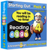 Reading Eggs - Starting Out - Book Pack 4