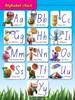 My First Alphabet eBook - Alphabet chart