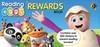 Reading Eggs Rewards Sticker Book