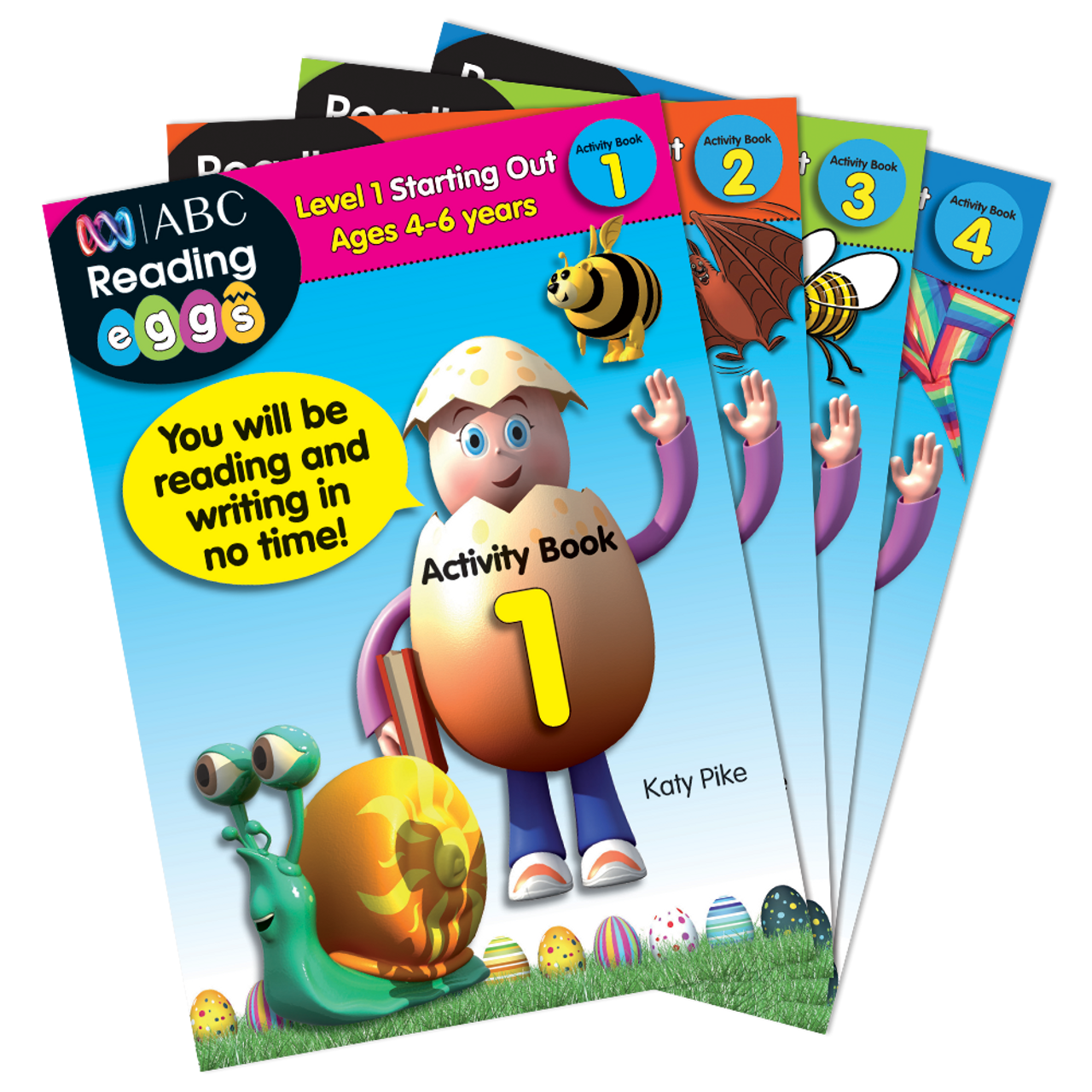 Activity Book Sets