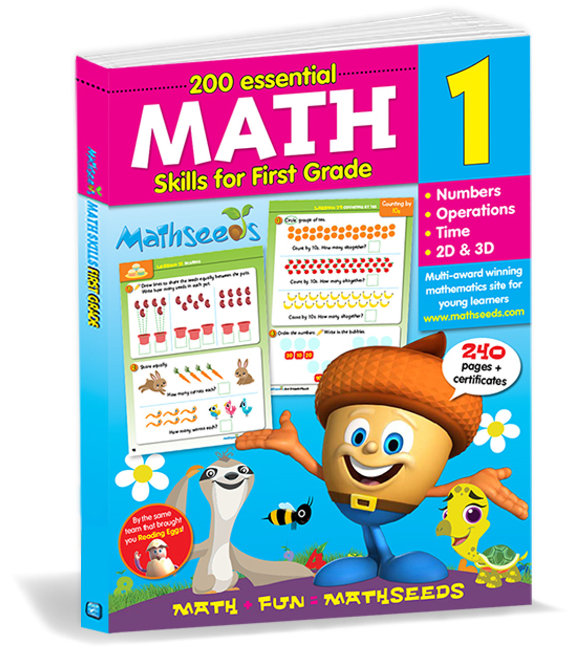 - 200 Essential Math Skills For First Grade - Reading Eggs Shop US