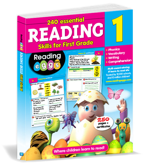 200 Essential Math Skills For First Grade - Reading Eggs Shop US
