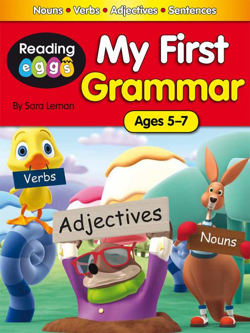 My First Grammar eBook - Cover