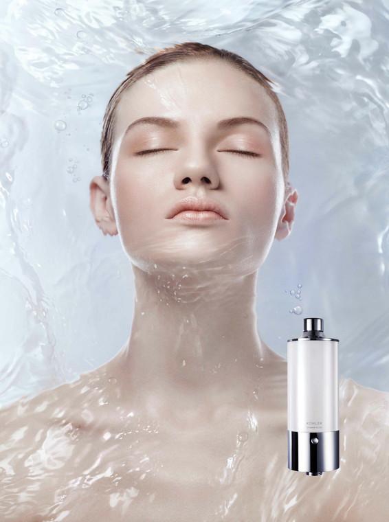 Exhale® 淋浴淨水器
