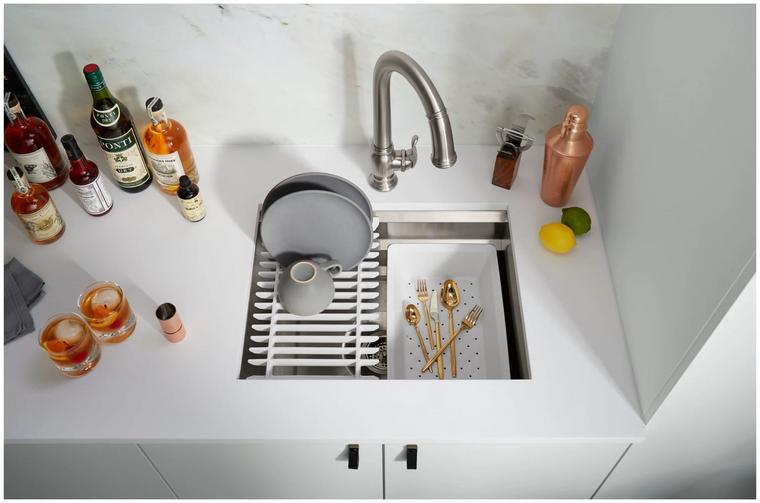 <預購中>PROLIFIC ®單槽下崁式廚房鋅盆 (584毫米)