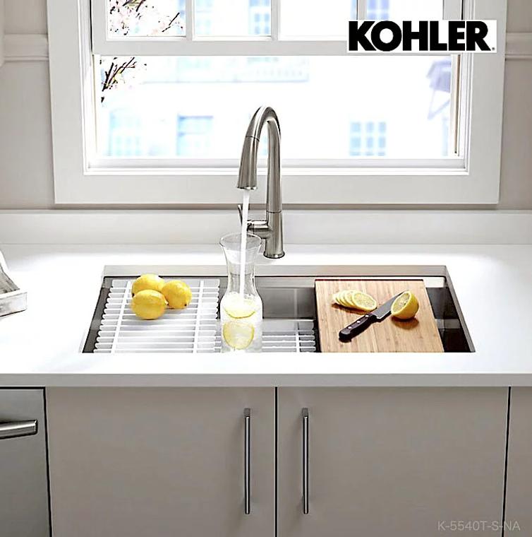 <預購中>PROLIFIC ®大單槽下崁式廚房鋅盆 (838 毫米)