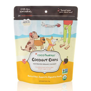 CocoTherapy Organic Coconut Chips (6 oz)