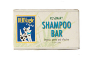 DERMagic Rosemary Shampoo Bar