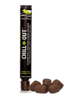 Chill+Out Functional Chews: THC FREE :: 6CT (5MG/CHEW) Sample Chews