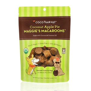 CocoTherapy Maggie's Macaroons Coconut Apple Pie