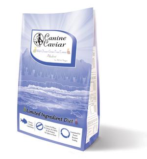 Wild Ocean Fish Canine Caviar Holistic Dry Dog Food