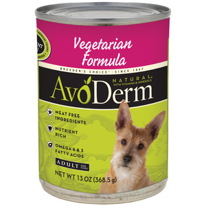 AvoDerm Vegetarian Formula (13 OZ Can)