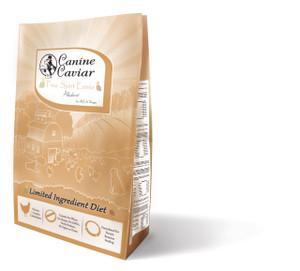 Canine Caviar Free Spirit Chicken Dry Dog Food