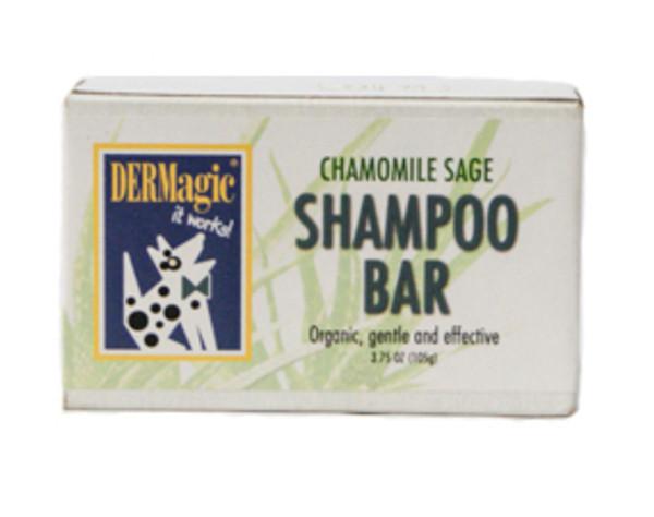 DERMagic Chamomile Sage Shampoo Bar