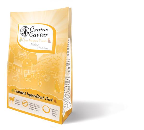 Canine Caviar Lamb Open Meadow Canine Dry Dog Food