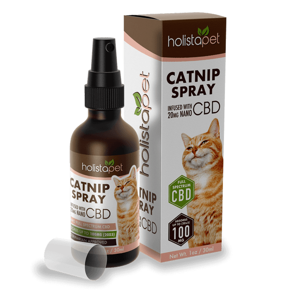 Catnip CBD Spray - 100mg CBD