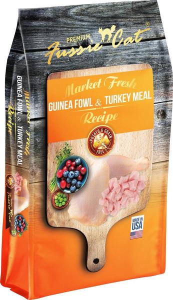 Guinea Fowl & Turkey Meal Grain Free